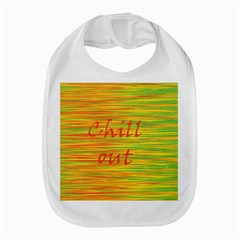 Chill Out Bib by Valentinaart