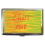 Chill out Cigarette Money Cases Front