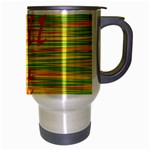 Chill out Travel Mug (Silver Gray) Right