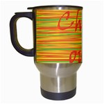 Chill out Travel Mugs (White)