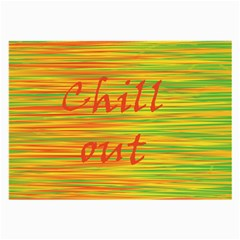 Chill Out Large Glasses Cloth (2 Side)