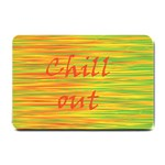 Chill out Small Doormat  24 x16 Door Mat - 1