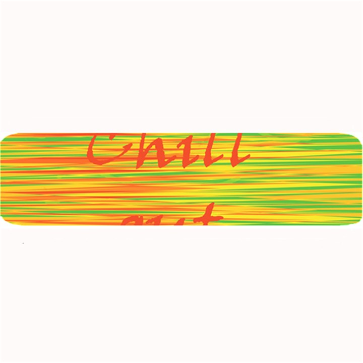 Chill out Large Bar Mats