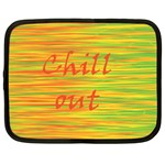 Chill out Netbook Case (XL)  Front
