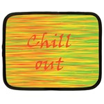 Chill out Netbook Case (XXL)  Front