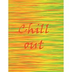 Chill out Large Memo Pads 4.125 x5.5  Memopad
