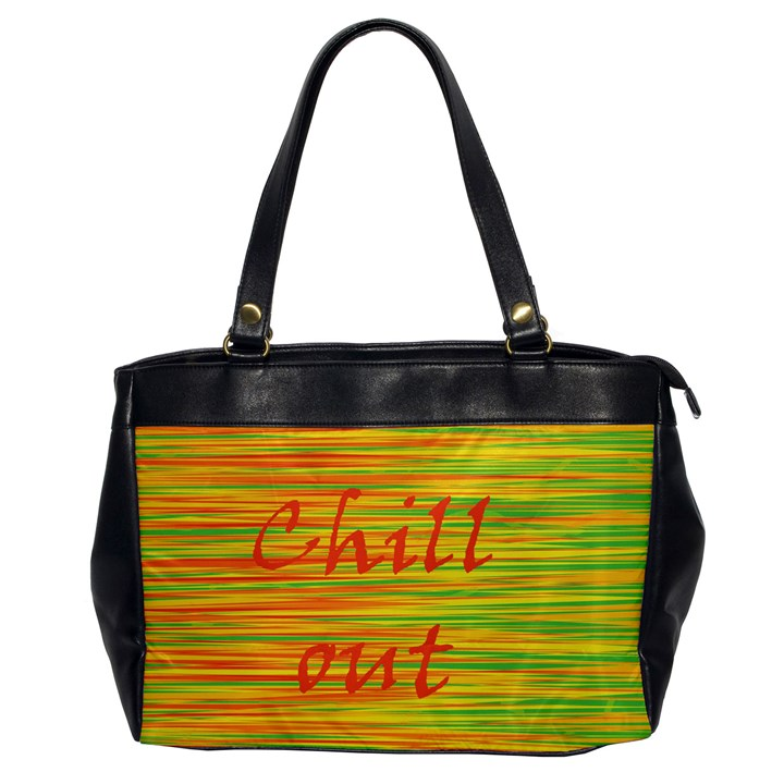 Chill out Office Handbags