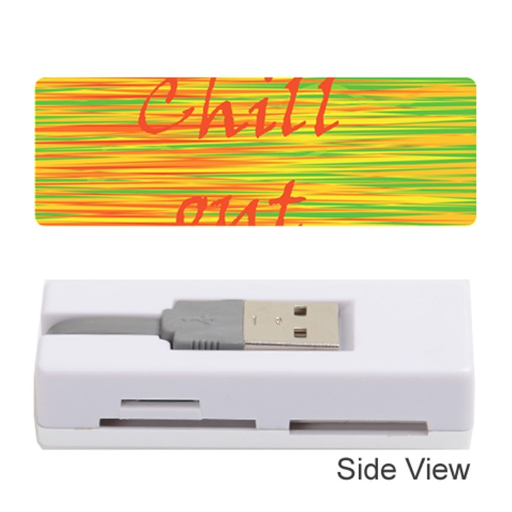Chill out Memory Card Reader (Stick)