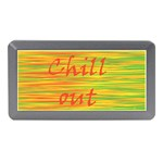 Chill out Memory Card Reader (Mini) Front