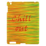 Chill out Apple iPad 3/4 Hardshell Case