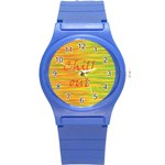 Chill out Round Plastic Sport Watch (S)