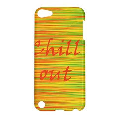 Chill Out Apple Ipod Touch 5 Hardshell Case