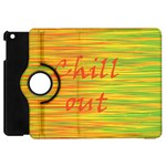 Chill out Apple iPad Mini Flip 360 Case Front