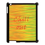 Chill out Apple iPad 3/4 Case (Black)