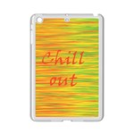 Chill out iPad Mini 2 Enamel Coated Cases Front