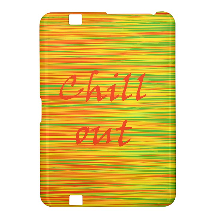Chill out Kindle Fire HD 8.9
