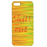 Chill out Apple iPhone 5 Hardshell Case with Stand