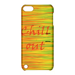 Chill Out Apple Ipod Touch 5 Hardshell Case With Stand
