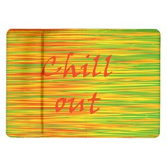 Chill Out Samsung Galaxy Tab 10 1  P7500 Flip Case