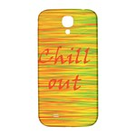 Chill out Samsung Galaxy S4 I9500/I9505  Hardshell Back Case Front