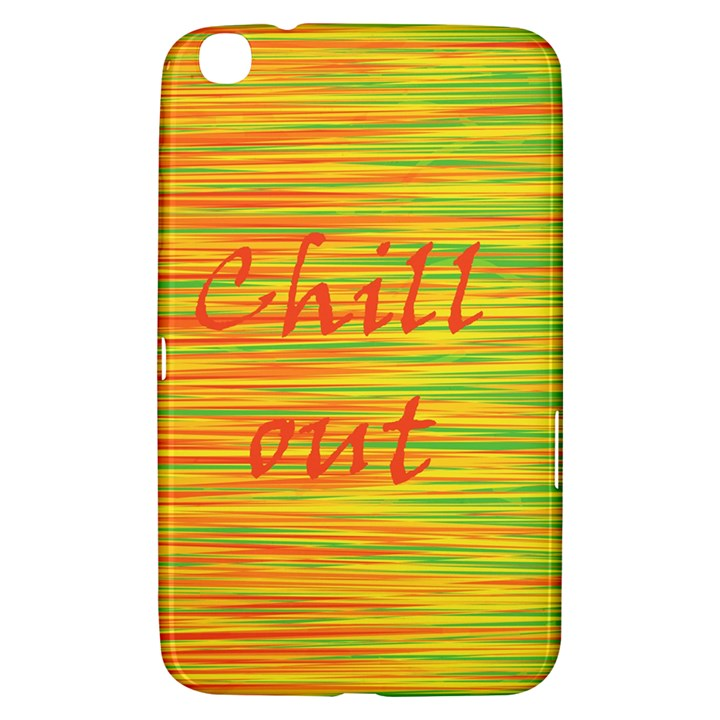 Chill out Samsung Galaxy Tab 3 (8 ) T3100 Hardshell Case