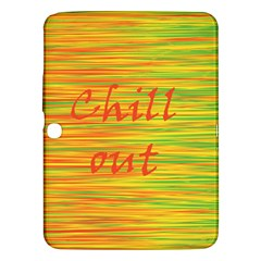 Chill Out Samsung Galaxy Tab 3 (10 1 ) P5200 Hardshell Case