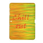 Chill out Samsung Galaxy Tab 2 (10.1 ) P5100 Hardshell Case