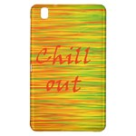 Chill out Samsung Galaxy Tab Pro 8.4 Hardshell Case
