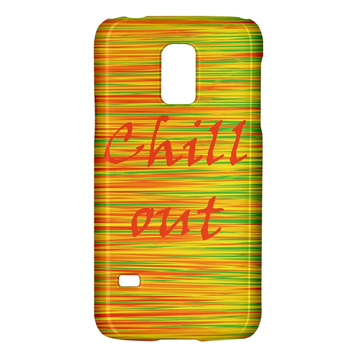 Chill out Galaxy S5 Mini