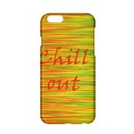 Chill out Apple iPhone 6/6S Hardshell Case