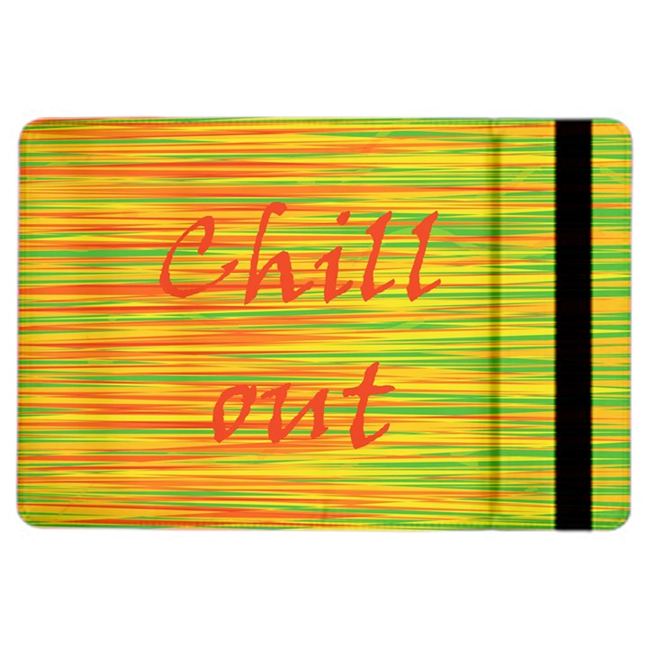 Chill out iPad Air 2 Flip