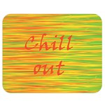 Chill out Double Sided Flano Blanket (Medium)  60 x50 Blanket Front