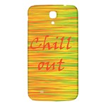 Chill out Samsung Galaxy Mega I9200 Hardshell Back Case Front