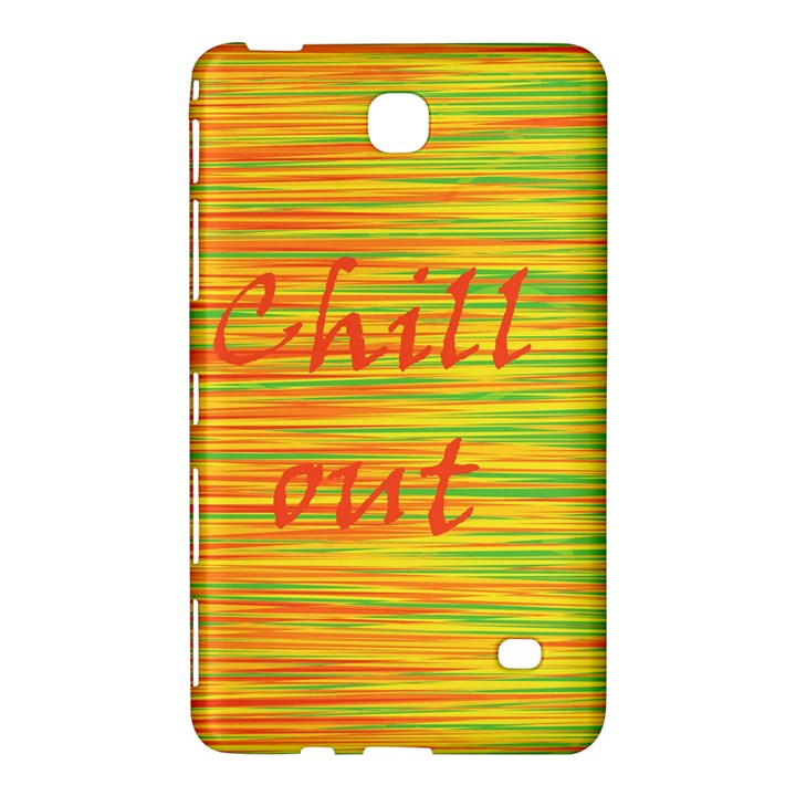 Chill out Samsung Galaxy Tab 4 (8 ) Hardshell Case