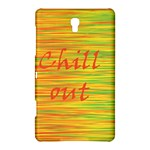 Chill out Samsung Galaxy Tab S (8.4 ) Hardshell Case