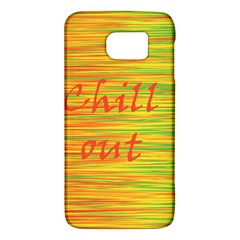 Chill Out Galaxy S6 by Valentinaart