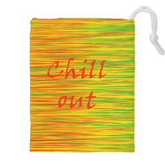 Chill Out Drawstring Pouches (xxl)