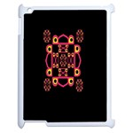 LETTER R Apple iPad 2 Case (White)