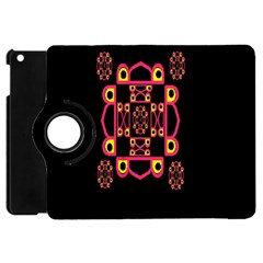 Letter R Apple Ipad Mini Flip 360 Case