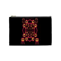 Alphabet Shirt Cosmetic Bag (medium)