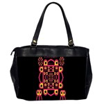 Alphabet Shirt Office Handbags (2 Sides)  Back