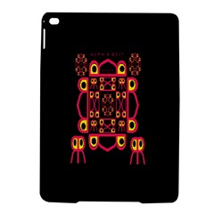 Alphabet Shirt Ipad Air 2 Hardshell Cases by MRTACPANS
