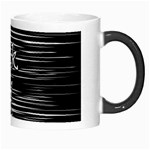 I love black and white 2 Morph Mugs Right