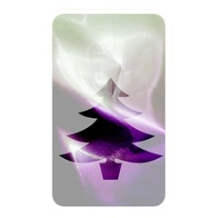 Purple Christmas Tree Memory Card Reader