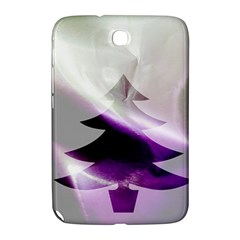 Purple Christmas Tree Samsung Galaxy Note 8 0 N5100 Hardshell Case