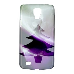 Purple Christmas Tree Galaxy S4 Active by yoursparklingshop