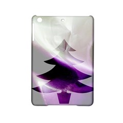 Purple Christmas Tree Ipad Mini 2 Hardshell Cases by yoursparklingshop