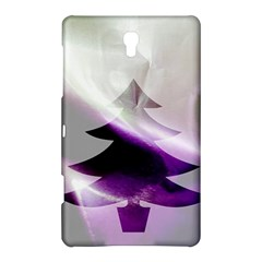 Purple Christmas Tree Samsung Galaxy Tab S (8 4 ) Hardshell Case