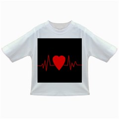 Hart Bit Infant/toddler T Shirts