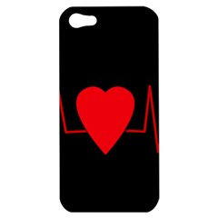 Hart Bit Apple Iphone 5 Hardshell Case